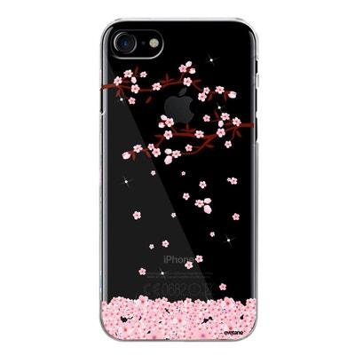 coque fleuris iphone 8