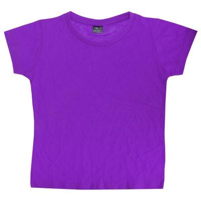 1845f69e260 Tee shirt violet enfant