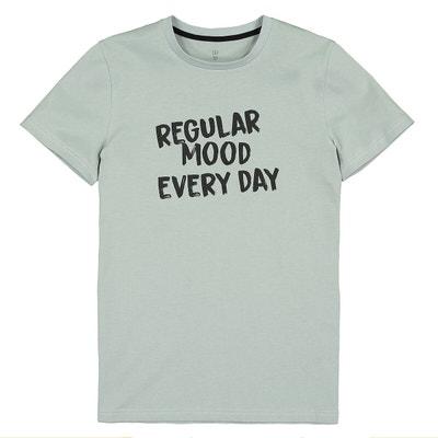 LUJXN Kids Crew Neck T-Shirt Novelty Short Sleeve Daily Tees Modern