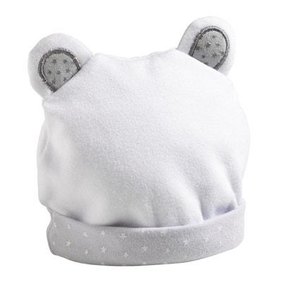 e088758fcf7 Bonnet bébé naissance - 1 mois Céleste Bonnet bébé naissance - 1 mois  Céleste SAUTHON