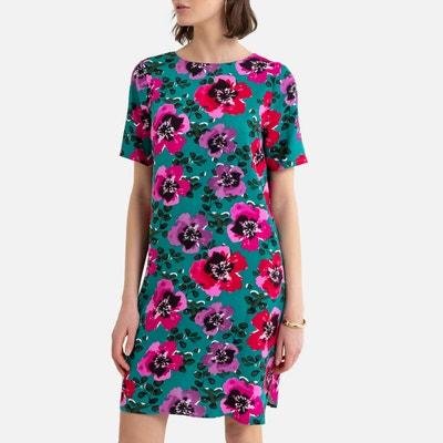 Korte jurk met bloemenprint Korte jurk met bloemenprint LA REDOUTE COLLECTIONS