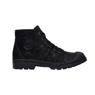 b480865f5 Zapatillas de piel de caña alta Authentique PATAUGAS