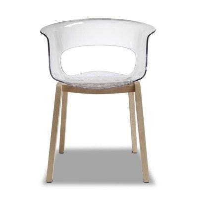 Chaise Design Avec Pieds Bois