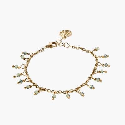 Fashion Lucky Or//Argent Mauvais Oeil Chaîne Bracelet Cuff Bangle Femmes Bijoux Teu
