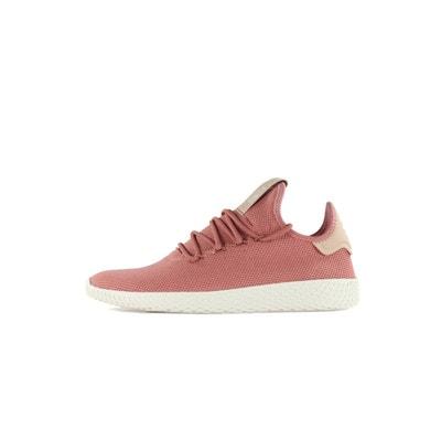 huge discount ce3fe 0853e Basket Pharell Williams Tennis Hu adidas Originals