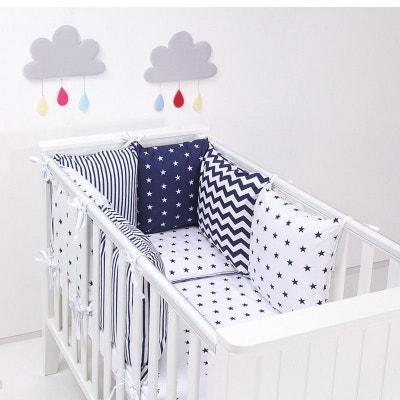 Tour de lit bebe complet | La Redoute