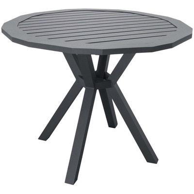 Table de jardin ronde | La Redoute