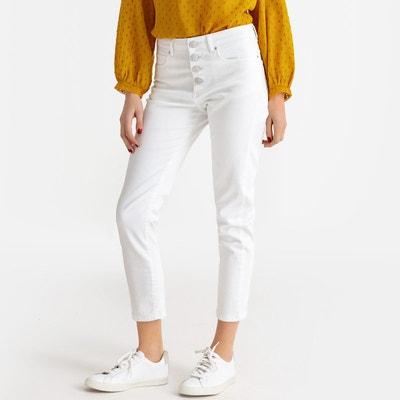 789ba5f4d92b Jean slim taille haute Jean slim taille haute LA REDOUTE COLLECTIONS