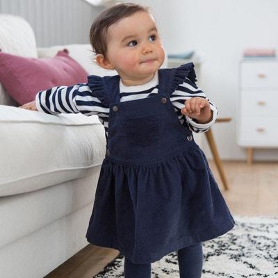 Robe, jupe bébé fille | La Redoute