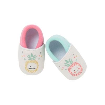 Nouveaux produits 61d60 c79d3 Chaussons bébé fille 0 - 3 ans | La Redoute