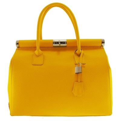 d573d05532 ... Sac à main en cuir Trocadéro OH MY BAG. OH MY BAG