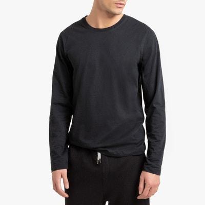 T-shirt met lange mouwen in katoen, Théo T-shirt met lange mouwen in katoen, Théo LA REDOUTE COLLECTIONS