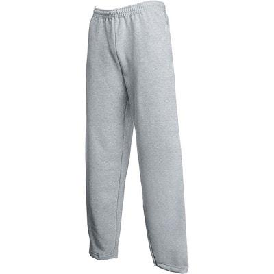Pantalon de jogging bas droit FRUIT OF THE LOOM 30c3816ae63