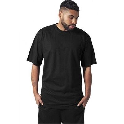 0a35b7359d380 T-shirt uni coupe longue et ample T-shirt uni coupe longue et ample