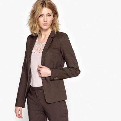 Veste tailleur femme en coton