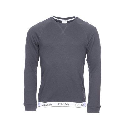64fd4c1c163 Sweat à capuche zippé Full Zip Hoodie Calvin Klein en molleton. 84