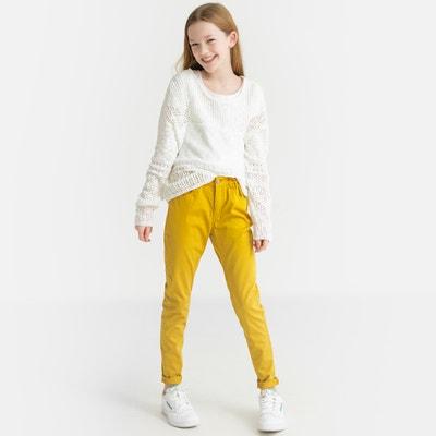 7bdb0387403d Pantaloni skinny 10-16 anni Pantaloni skinny 10-16 anni LA REDOUTE  COLLECTIONS