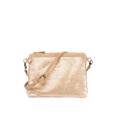 77016f18cfd ... cuir vachette brillant Claudie MAISON LUREX. MAISON LUREX