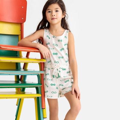 Salopette, combinaison fille - Vêtements 3-16 ans en solde   La Redoute 07b49613b4e