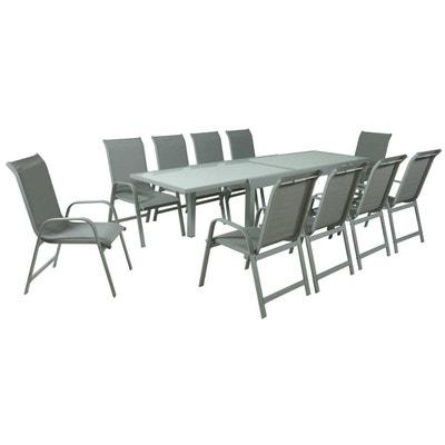 Salon de jardin - Table, chaises (page 20) | La Redoute