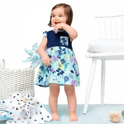 04c8d9d7b82f3 Robe, jupe bébé fille 0-3 ans en solde   La Redoute