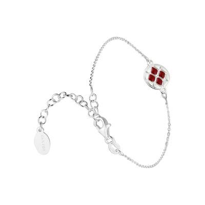 Bracelet grenat | La Redoute