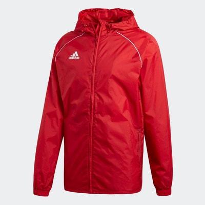 Veste winterized coach rouge Adidas Originals | La Redoute