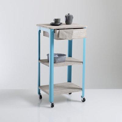 Meuble de cuisine bleu turquoise en solde | La Redoute