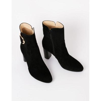 Morgan GERIKA Noir Chaussure pas cher avec