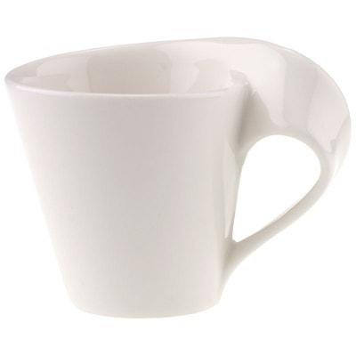 Tasse A Cafe Porcelaine Blanche La Redoute