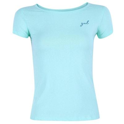 FILA Aqua Time Manche Courte T Shirts Homme Turquoise Clair