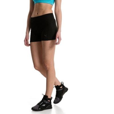 e874ae2f6645 Pantalon de sport court Training Essential pour femme PUMA