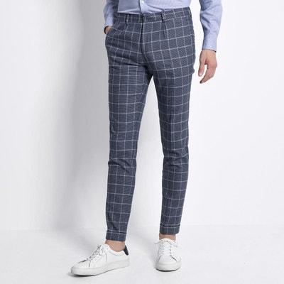 Pantalon de costume Homme à carreaux Pantalon de costume Homme à carreaux  DEVRED 15ea7c98013