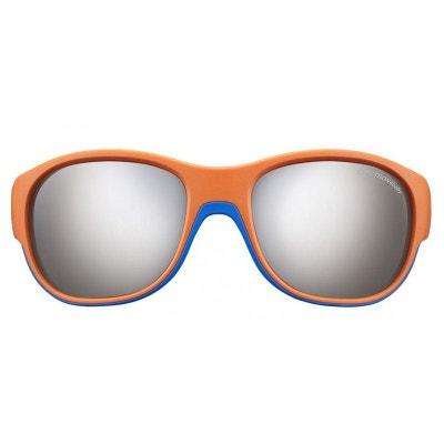 Lunettes de soleil pour enfant JULBO Orange LUKY Orange   Bleu cyan - Spectron  4 Baby 3d8f52938fa0