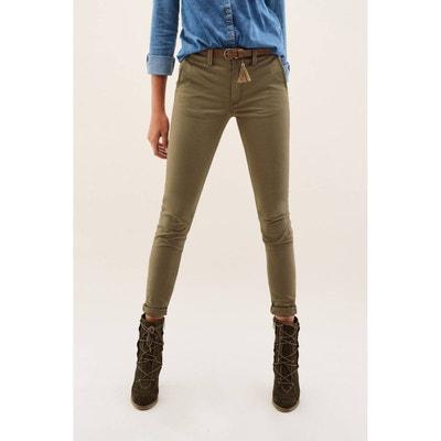 Pantalon chino Confort Skinny COLETTE Pantalon chino Confort Skinny COLETTE  SALSA bc7d27a124f