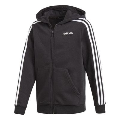 100% authentic c73bc e500e Sweat de sport zippé à capuche 5 - 16 ans adidas