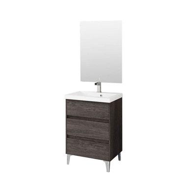 Ensemble salle de bain bois | La Redoute