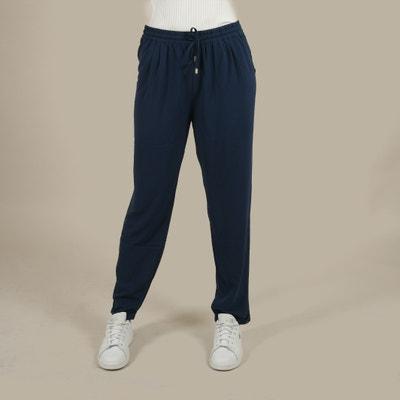3c21377280 Pantalón ancho con cintura elástica MOLLY BRACKEN