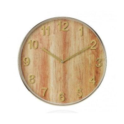 342247aca82f3 Horloge - Horloge murale, design en solde WADIGA | La Redoute