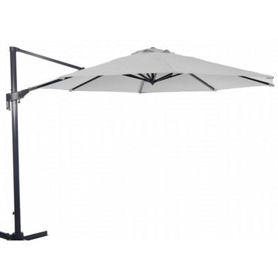 Parasol déporté en aluminium 350 cm Vita PROLOISIRS a4200311728a