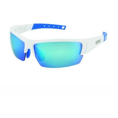 9167306aa165c4 Lunettes de sport mixte DEMETZ Blanc STRAX Blanc Bleu 73 15 DEMETZ