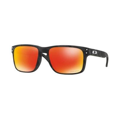 4c4323cf060a43 Holbrook - Lunettes cyclisme - orange noir OAKLEY
