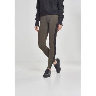 49a1f81a581 Legging avec bande camouflage URBAN CLASSICS