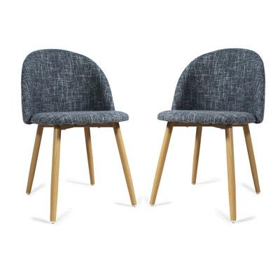 Chaise scandinave bois | La Redoute