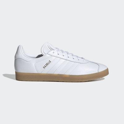 basket blanche femme adidas gazelle