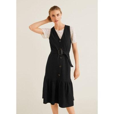 9c7846b88dc Robe coton ceinture Robe coton ceinture MANGO. «
