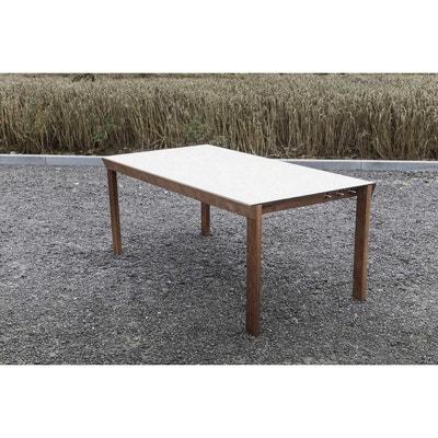 Table de jardin blanche | La Redoute