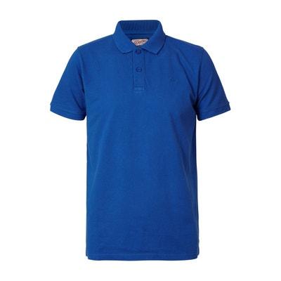 ea7f77a8e1 Polo manches courtes, maille piquée pur coton Polo manches courtes, maille  piquée pur coton