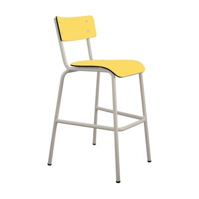 Chaise De Bar En Formica