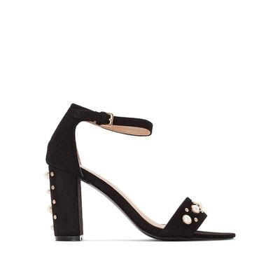 6c34965f5e8a Chaussures noir a petit talon